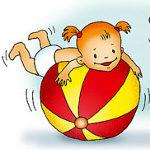 Заставка для - Физическая активность детей до 3 лет в условиях самоизоляции